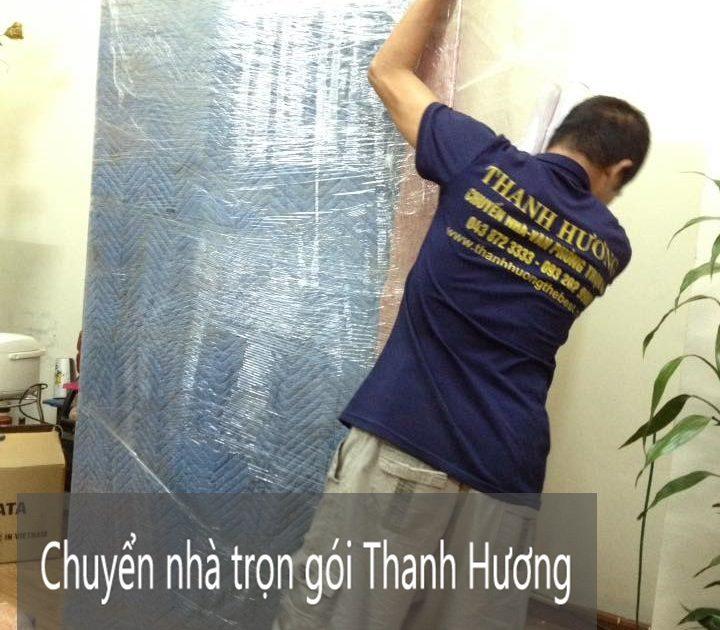 Dịch vụ chuyển nhà trọn gói tại phố Cửu Việt 2019