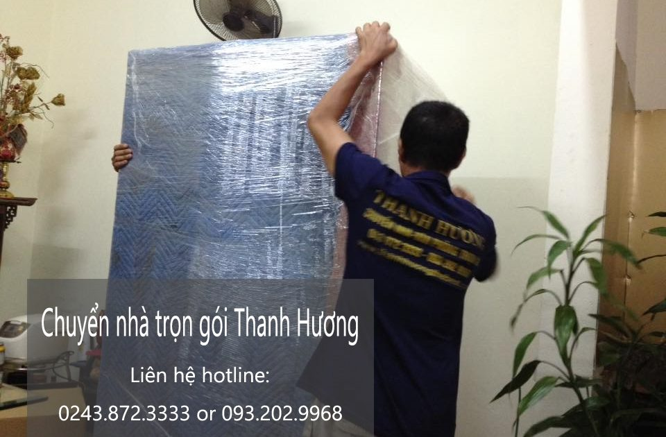 Dịch vụ chuyển nhà trọn gói tại phố Bùi Xuân Phái