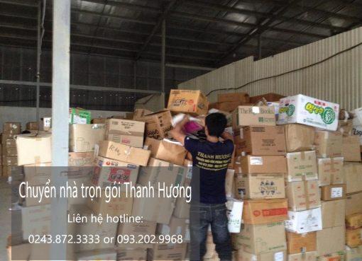 Dịch vụ chuyển nhà trọn gói tại phố Lê Trực