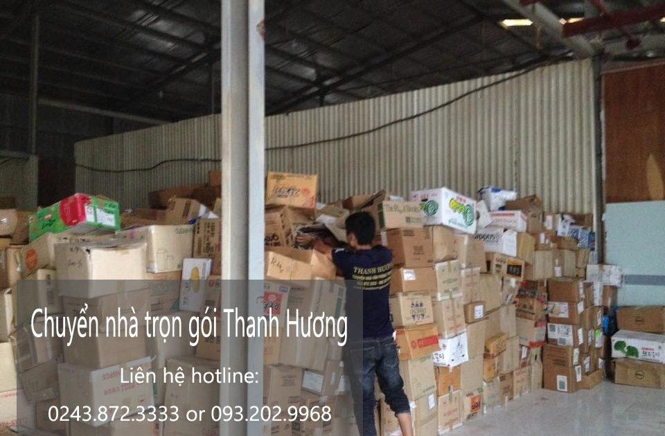 Chuyển nhà trọn gói tại phố Nguyễn Công Trứ