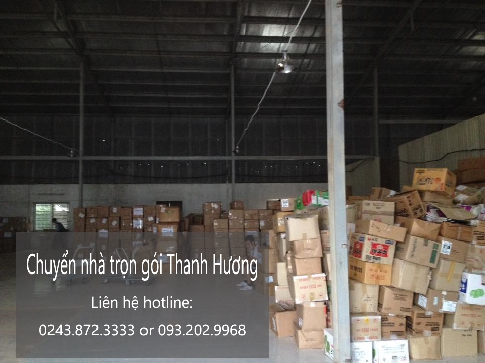 Dịch vụ chuyển văn phòng trọn gói tại phố Gia Quất-093.202.9968