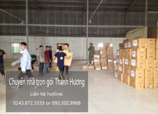 Chuyển nhà trọn gói giá rẻ tại phố Vũ Xuân Thiều