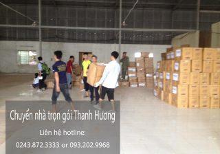Dịch vụ chuyển nhà trọn gói tại phố Tân Thụy