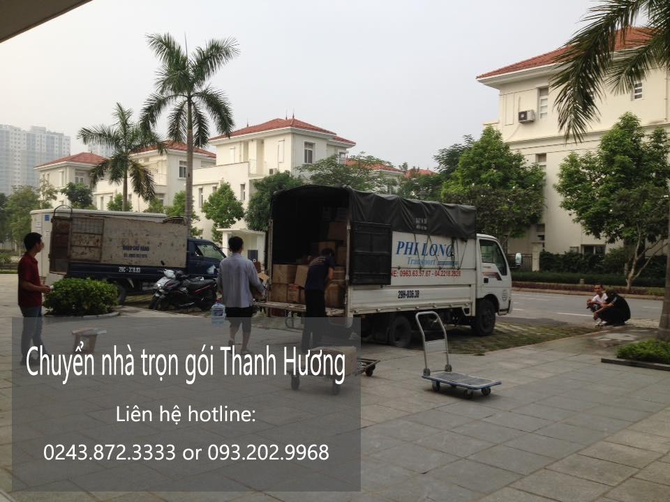 Dịch vụ chuyển nhà - chuyển văn phòng trọn gói tại phố Hoàng Như Tiếp