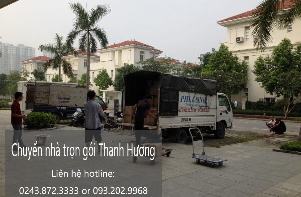 Dịch vụ chuyển nhà trọn gói giá rẻ tại phố Lâm Hạ-093.202.9968
