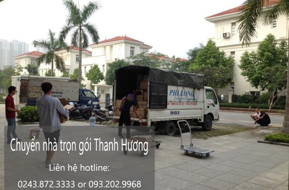 Dịch vụ chuyển nhà trọn gói giá rẻ tại phố Ô Cách-093.202.9968
