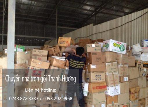 Dịch vụ chuyển nhà trọn gói tại phố Láng Hạ