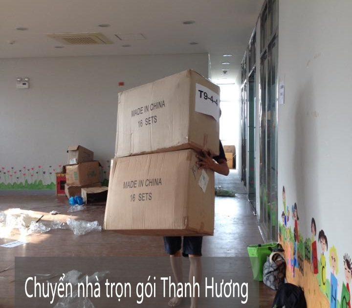 Dịch vụ chuyển nhà trọn gói tại phố Huỳnh Thúc Kháng