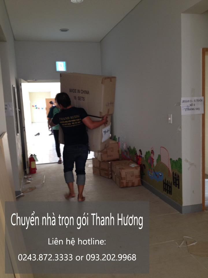 Chuyển nhà trọn gói tại phố Hàng Bông
