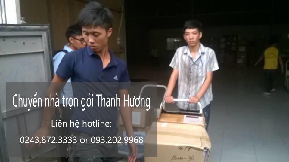 Dịch vụ chuyển nhà trọn gói tại đường La Thành