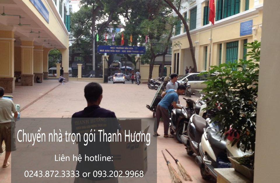 Chuyển nhà trọn gói tại phố Nam Dư