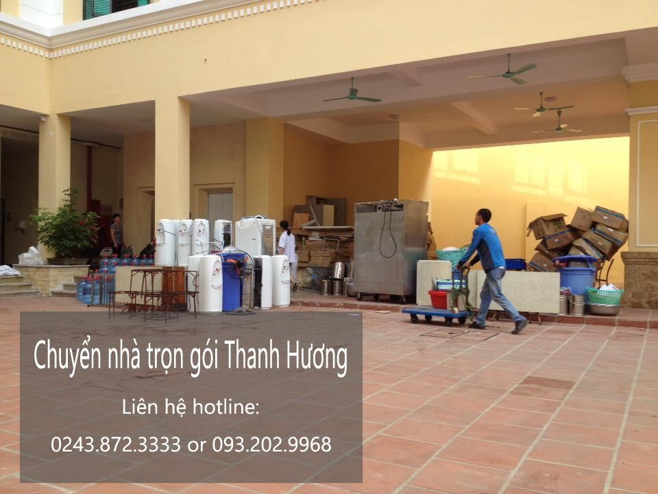 Chuyển nhà trọn gói tại phố Ỷ Lan
