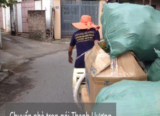 Chuyển nhà trọn gói tại phố Tràng Thi