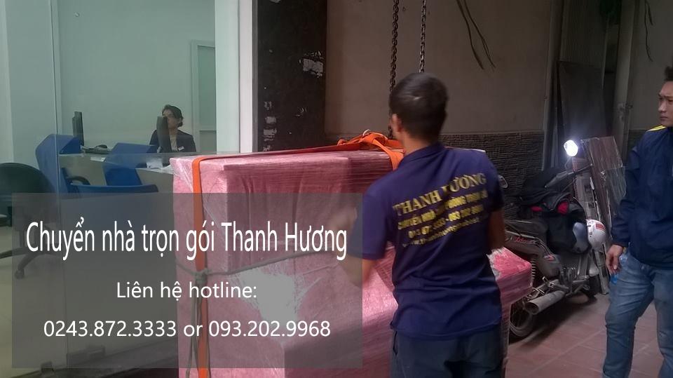 Dịch vụ chuyển nhà trọn gói tại phố Đặng Dung-093.202.9968