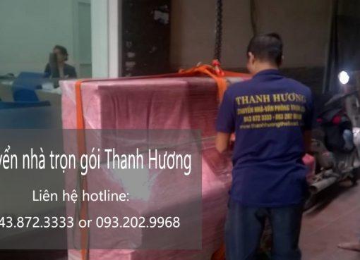 Chuyển nhà - chuyển văn phòng trọn gói tại phố Nguyễn Văn TrỗiChuyển nhà - chuyển văn phòng trọn gói tại phố Nguyễn Văn Trỗi
