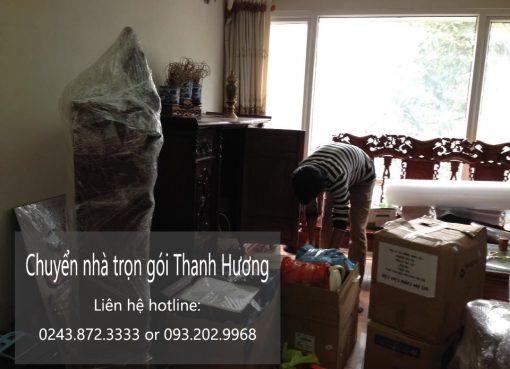 Dịch vụ chuyển nhà trọn gói tại phố Đông Thiên