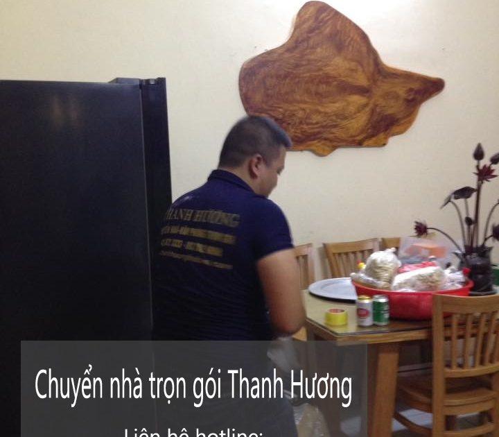 Chuyển nhà trọn gói tại phố Quỳnh Đô