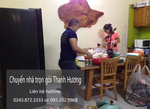 Chuyển nhà trọn gói tại phố Huỳnh Tấn Phát