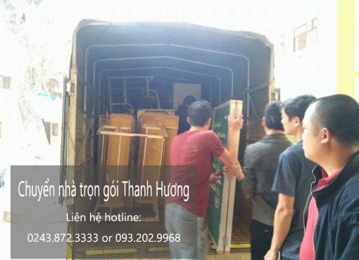 Dịch vụ chuyển nhà trọn gói tại phố Vũ Hữu