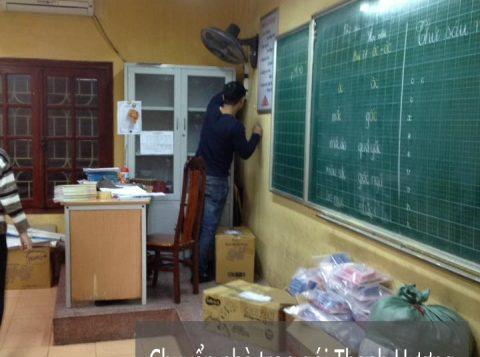 Dịch vụ chuyển nhà trọn gói tại phố Huỳnh Tấn Phát