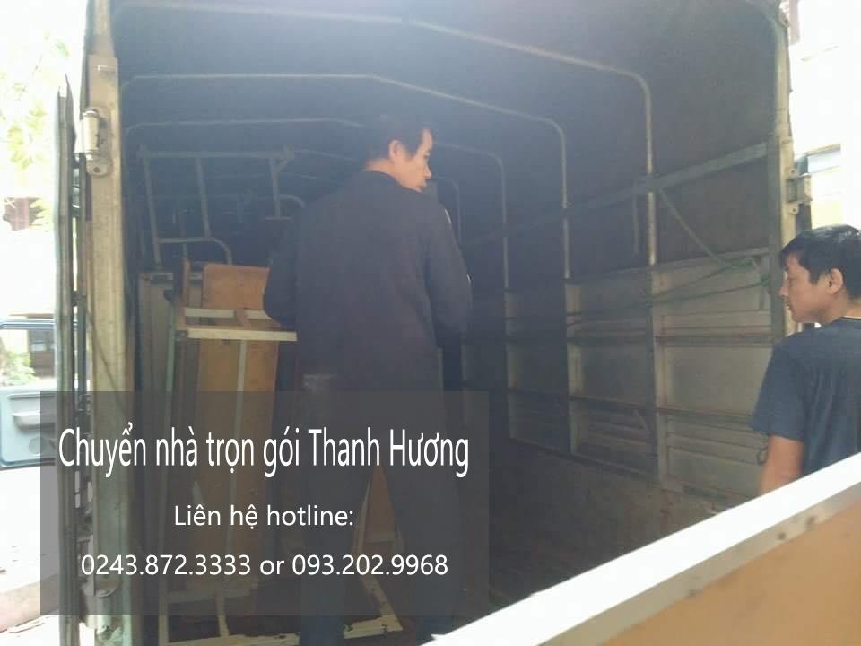 Chuyển nhà trọn gói tại phố Vũ Hữu Lợi
