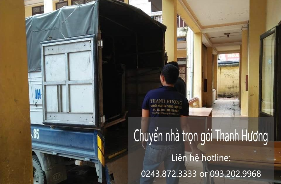Dịch vụ cho thuê xe tải tại phố Ngô Minh Dương