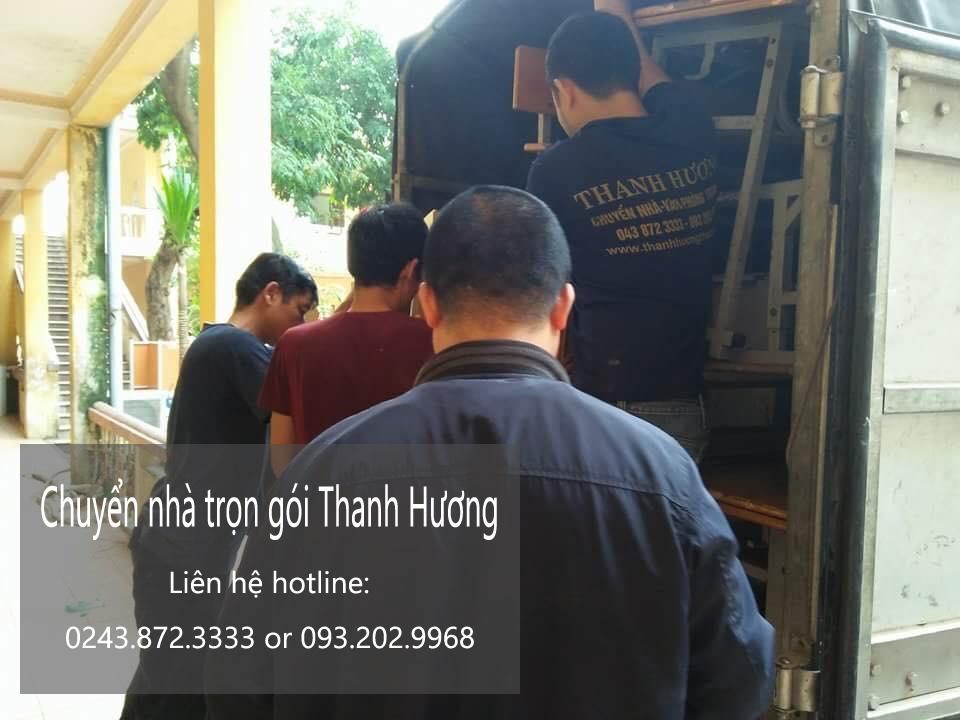 Chuyển nhà trọn gói giá rẻ tại phố Nguyễn Thị Định