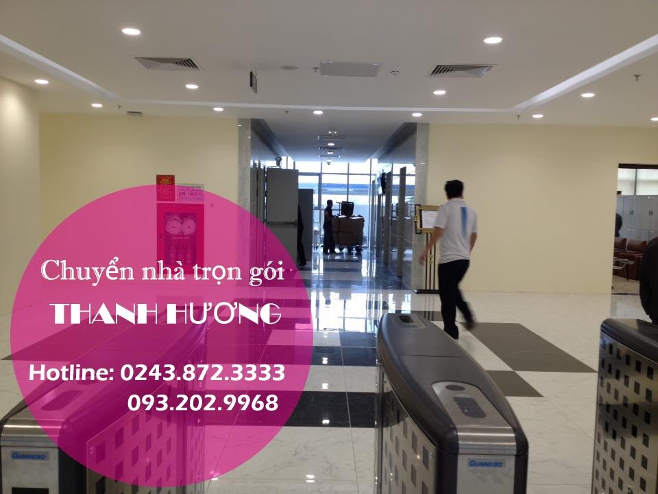 Dịch vụ chuyển nhà Thanh Hương tại phố Nguyễn Đình Hoàn