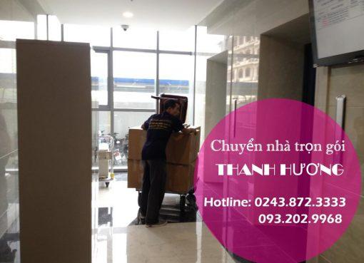 Dịch vụ chuyển nhà trọn gói tại phố Phùng Khoang