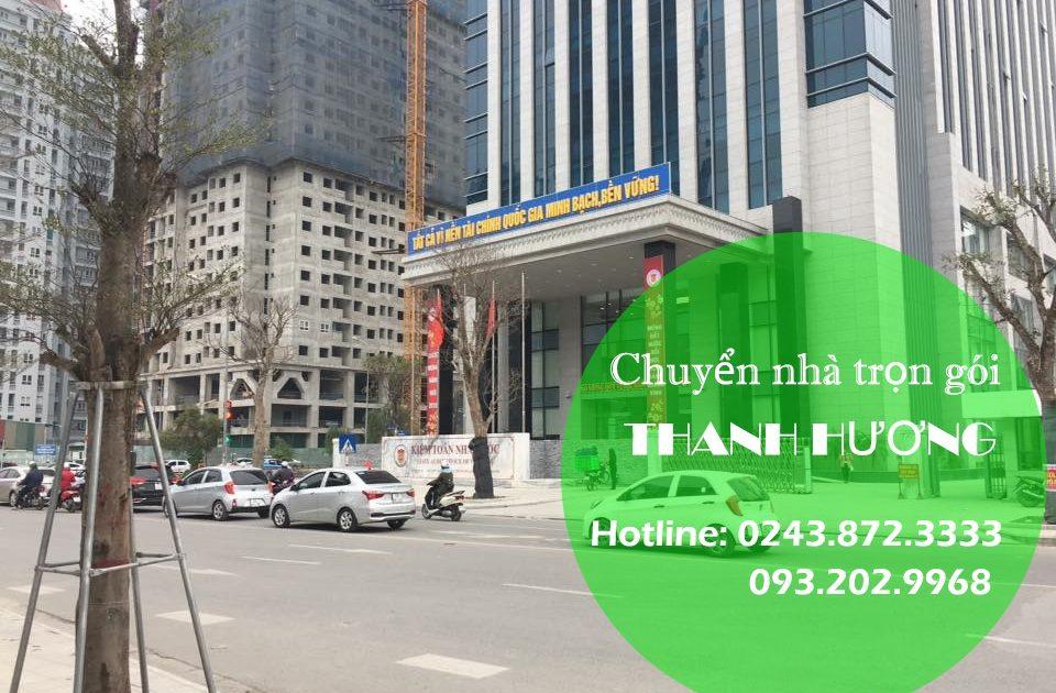 Chuyển nhà trọn gói tại phố Trần Quang Diệu