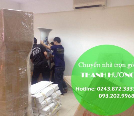 Dịch vụ chuyển nhà trọn gói giá rẻ tại phố Nam Đồng