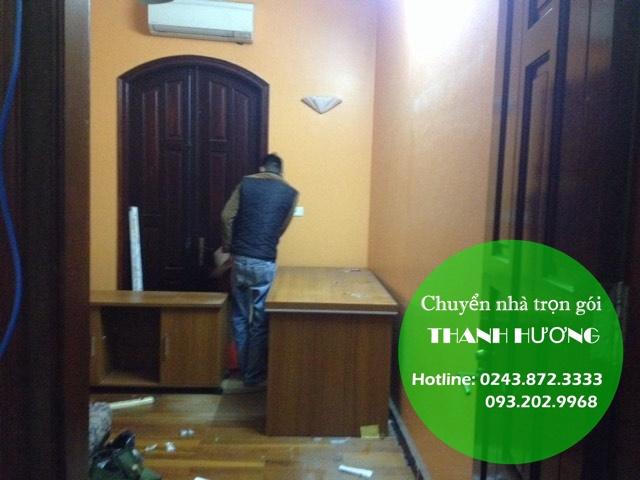 Dịch vụ chuyển nhà trọn gói tại phố Nam Đồng