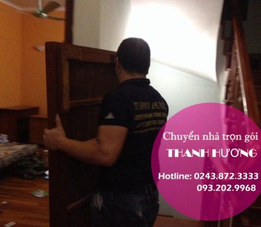 Dịch vụ chuyển nhà trọn gói tại phố Đào Duy Anh