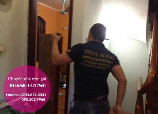 Chuyển nhà trọn gói Thanh Hương phục vụ đến 29 tết âm lịch