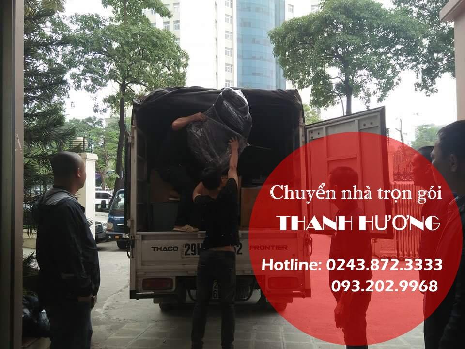 Dịch vụ chuyển nhà trọn gói tại phố Hoàng Đạo Thành
