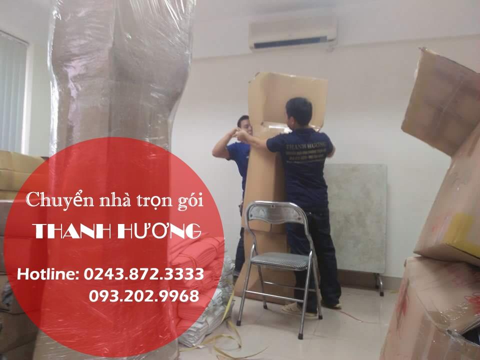 Dịch vụ chuyển nhà trọn gói tại phố Kim Giang