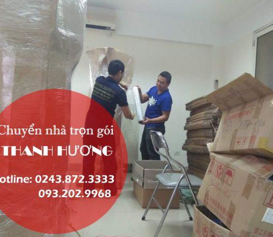 Dịch vụ chuyển nhà trọn gói tại phố Nguyễn Hữu Thọ