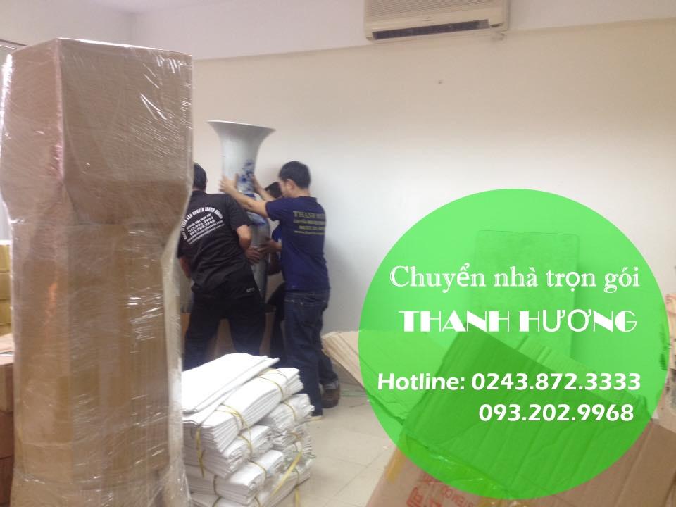 Dịch vụ chuyển nhà Thanh Hương tại phố Nam Cao
