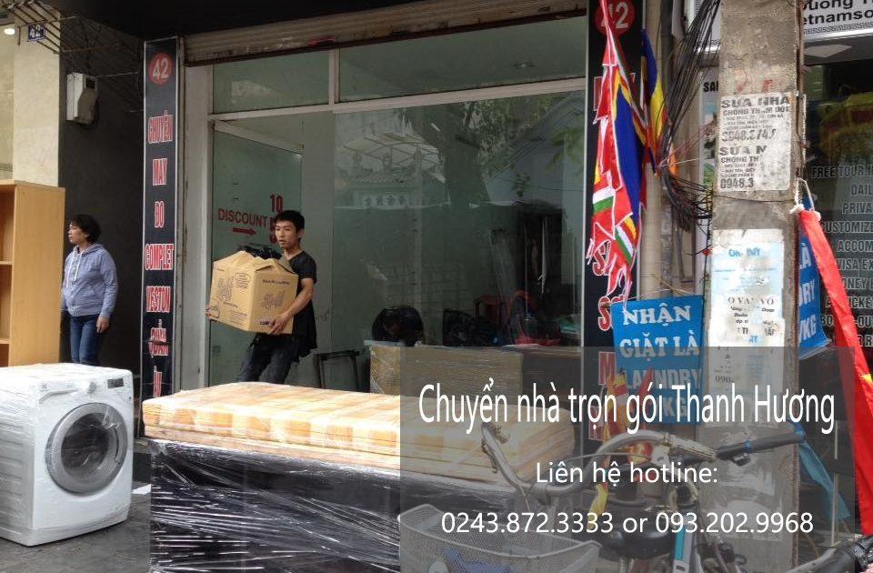 Dịch vụ chuyển nhà giá rẻ tại phố Kiến Hưng