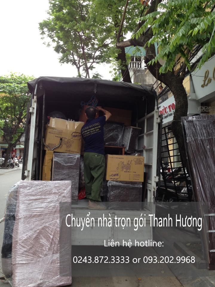 Dịch vụ chuyển nhà trọn gói tại phố Kim Đồng