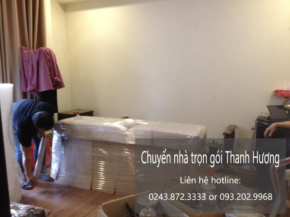 Dịch vụ chuyển nhà trọn gói tại đường Giáp Bát