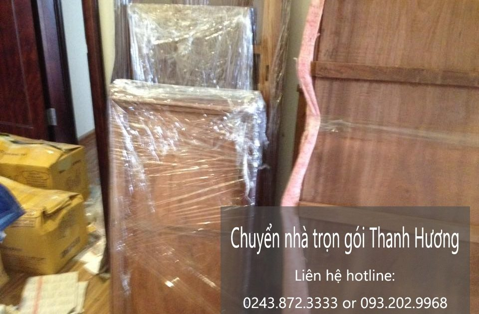 Chuyển nhà trọn gói tại phố Lê Lai
