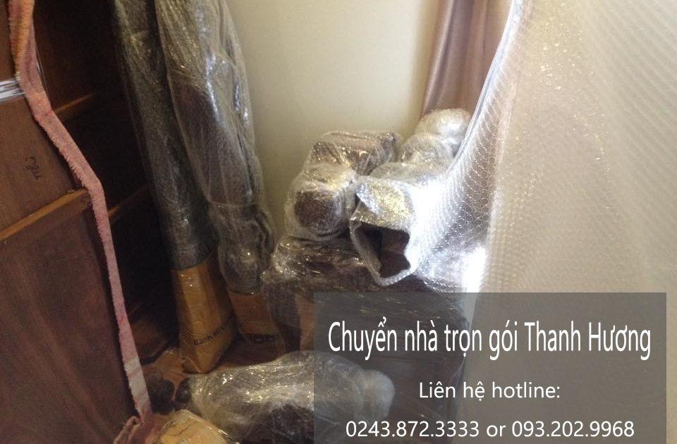 Chuyển nhà trọn gói giá rẻ tại phố Tôn Thất Thiệp