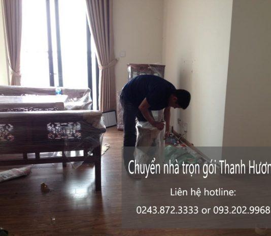 Dịch vụ chuyển nhà trọn gói tại phố Phan Đình Giót