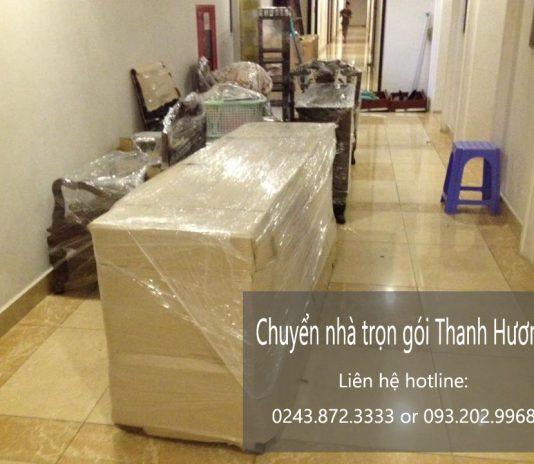 Dịch vụ chuyển nhà trọn gói giá rẻ tại phố Lê Trọng Tấn