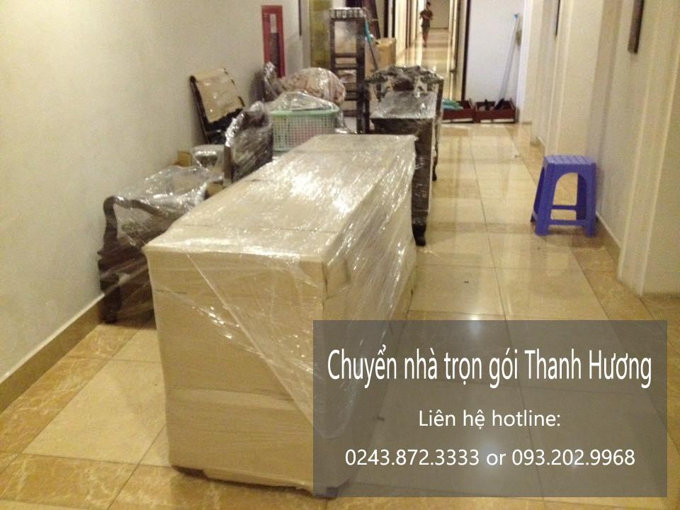 Dịch vụ vận chuyển Thanh Hương tại phố Vương Thừa Vũ