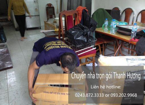 Dịch vụ chuyển nhà trọn gói tại phố Tràng Tiền