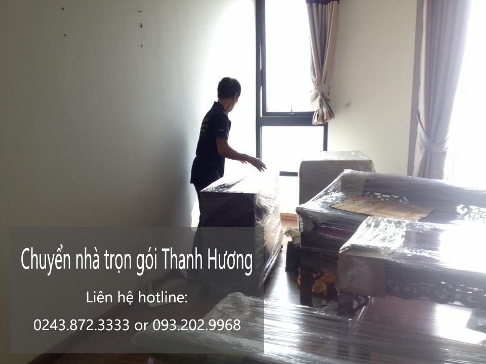 Chuyển nhà trọn gói giá rẻ tại phố Phú Lương