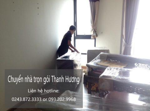 Dịch vụ chuyển nhà trọn gói tại phố Trần Kim Xuyến