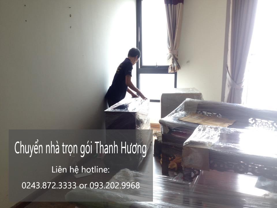 Dịch vụ vận chuyển Thanh Hương tại phố Hoàng Minh Giám
